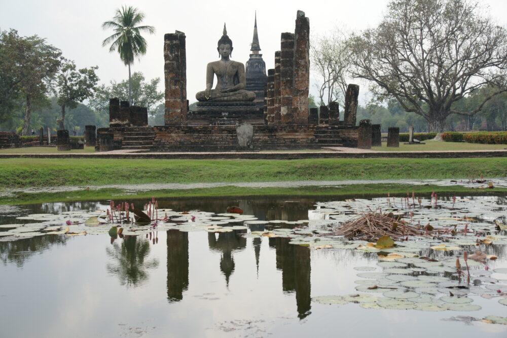 Old Sukhothai, il Parco Archeologico - Foto di Luciano Uggè