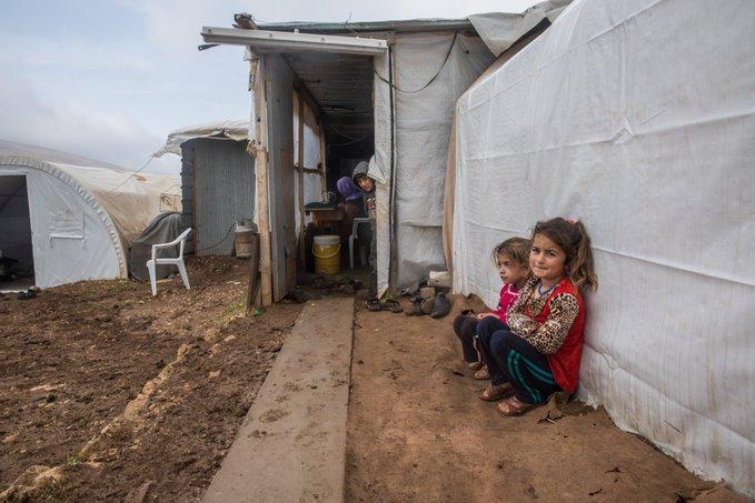Foto Afshin_Ismaeli bambini yazida al campo di sherdasht