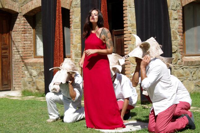Teatro carcere Isola di Gorgona