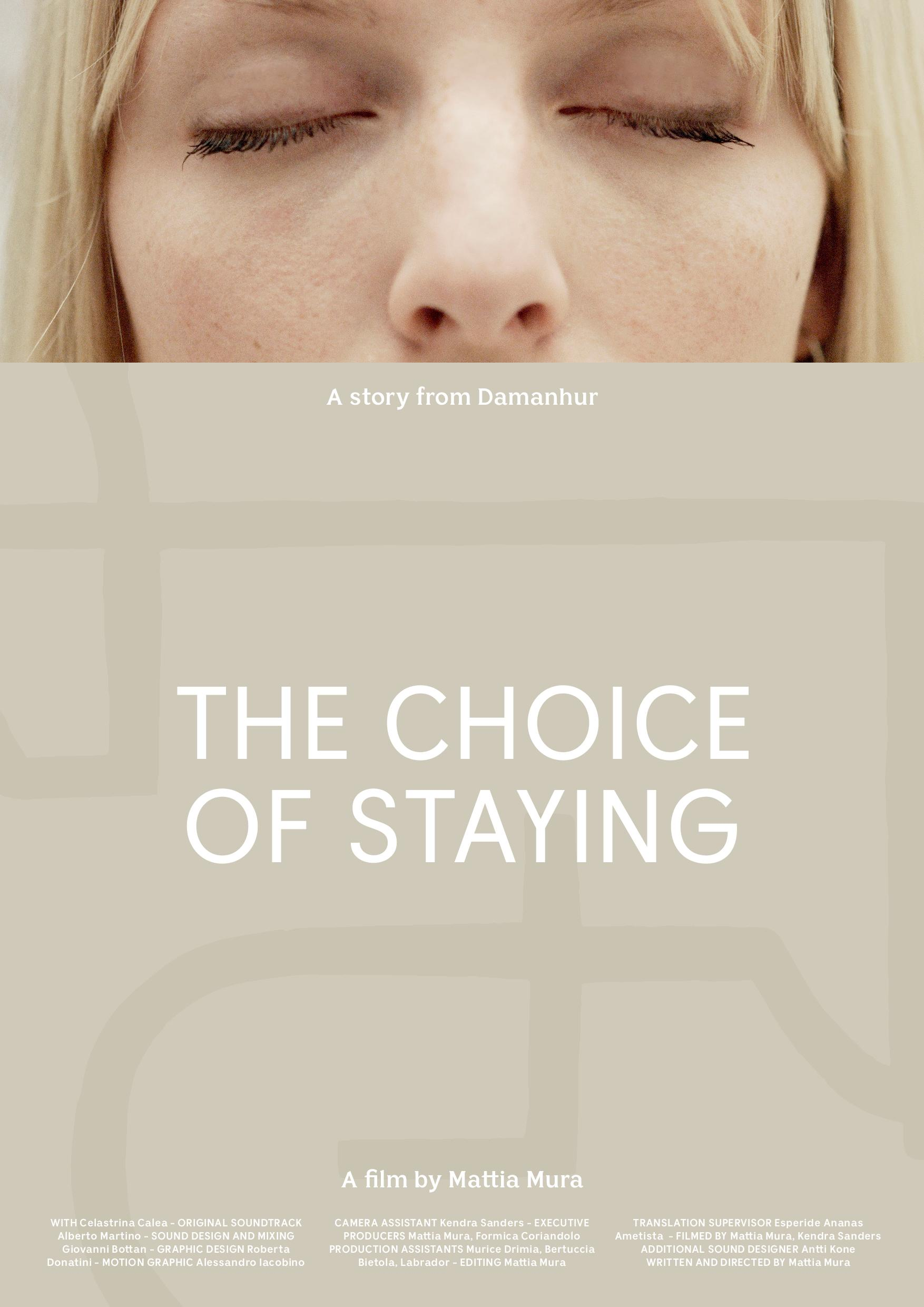 02_POSTER_LOW_the_choice_of_staying