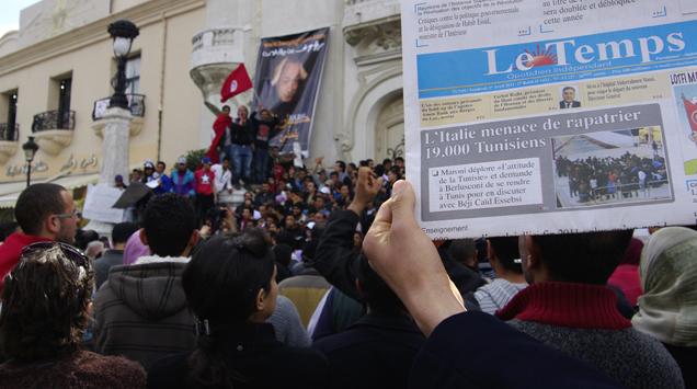 Rivoluzione tunisina 2011
