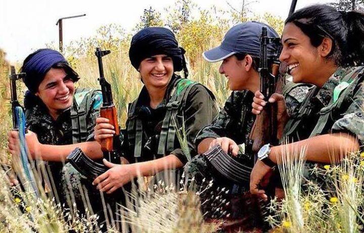Credits httpscommons.wikimediaorgwikiFileKurdish_YPG_Fighters.jpg
