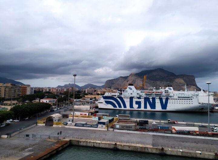 In porto a Palermo