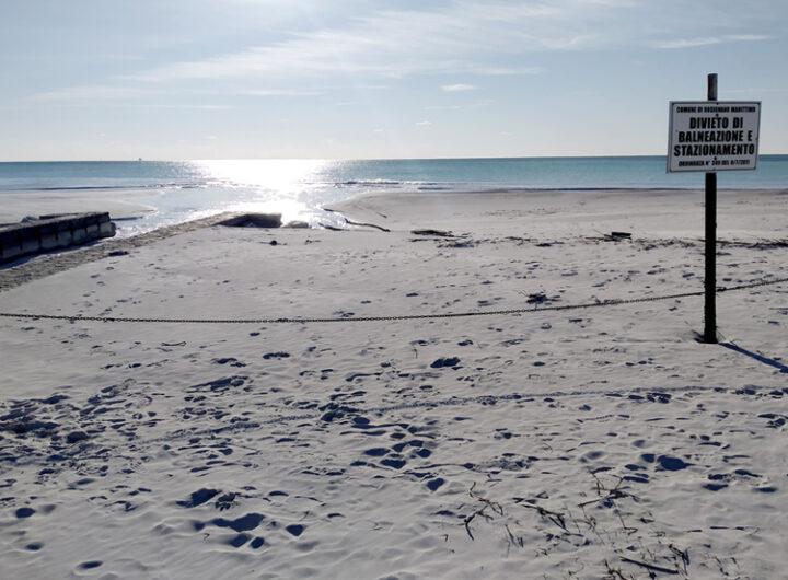 Fosso Bianco-Spiagge Bianche-Rosignano Solvay (LI)