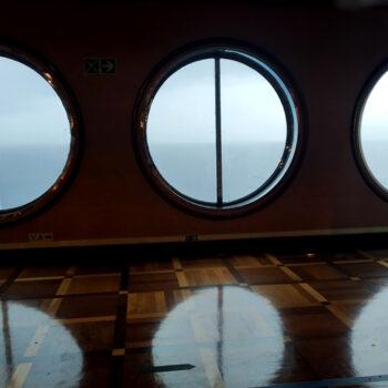 Un oblò sul mare _Grimaldi Lines