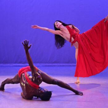 Acts of Light (1981) Martha Graham Repertory Dance Company