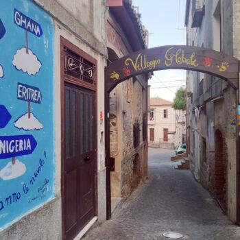 Riace_Villaggio Globale