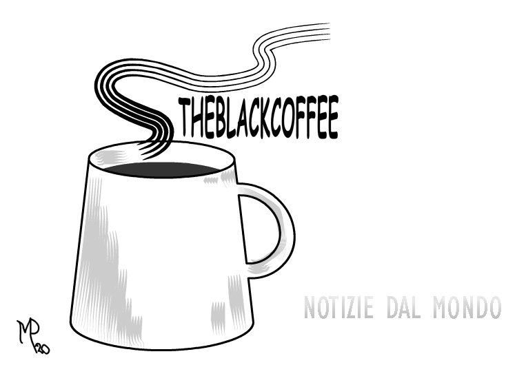 Logo TheBlackCoffee